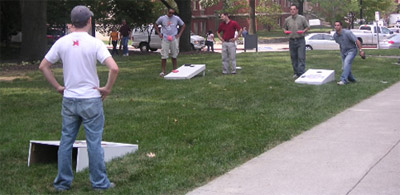 cornhole tourney How To Play Cornhole